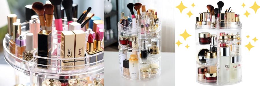 el mejor organizador de perfumes amazon, organizador perfumes bebe, como hacer un organizador de perfumes y cremas